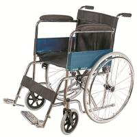 Buy cheap Chromed Foldable Wheelchair from wholesalers