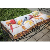 Cabin Accents Bench Cushion - Flocked Together In the Fall SCPFTF