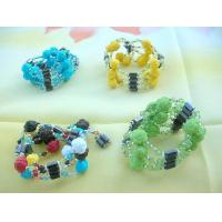 Buy cheap Necklaces Chokers hematite-necklace-bracelet001-magnetic-beads.jpg from wholesalers