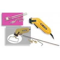 Hot Knives Deluxe Hot Knife Combo Set with Straight & Curved Blade+Electrical box cutters