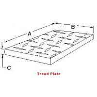 Buy cheap 3003 Aluminum Diamond Plates - Tread Brite from wholesalers