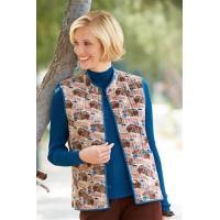 Buy cheap quilted reversible waistcoat (RVW) from wholesalers