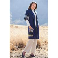 Buy cheap lambswool long cardigan (LWFC) from wholesalers
