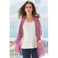 Buy cheap crinkle silk scarf (STS) from wholesalers