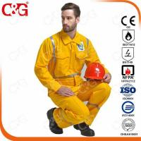 Buy cheap Dupont Nomex Flight Coverall Pilot Uniform from wholesalers