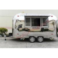Buy cheap Highly selling new sale truck fast food catering trailer food trucks from wholesalers