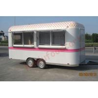 Buy cheap New Arrival outdoor food trailer images mini truck food mobile coffee bike burger stall food trucks from wholesalers