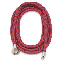 Buy cheap 10' Paasche Braided Hose product