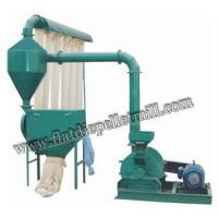 Buy cheap AMS-WP500 Wood Powder Machine from wholesalers