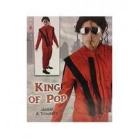 Buy cheap Beards And Moustaches Michael Jackson Thriller Costume from wholesalers