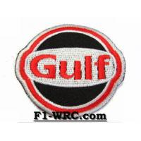 Buy cheap Gulf Oli Motorsports Racing Patch #3 from wholesalers