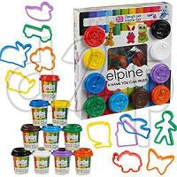 Buy cheap 22pc Dough Set Play Kids Art Crafts Shapes Gift Toy Modelling Tubs Childrens New by ELPINE from wholesalers