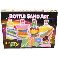 Buy cheap Childrens Bottle Sand Art Set Kids Make Your Own Activity Craft Kit by MTS from wholesalers