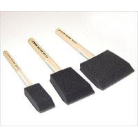 Buy cheap 3pc Foam Sponge Brush Set - For Art & Craft Painting Wine Glass Glitter Glue Sponge Application from wholesalers