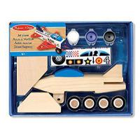 Buy cheap Melissa & Doug Decorate-Your-Own Wooden Jet Plane Craft Kit from Melissa&Doug from wholesalers