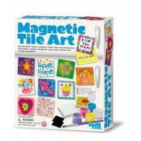 Buy cheap 4M Magnetic Tile Art by Great Gizmos from wholesalers