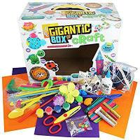 Buy cheap Grafix Gigantic Box of Craft - 300+ Pieces from RMS International from wholesalers