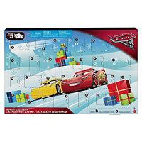 Buy cheap Disney Cars FGV14 Cars 3 Advent Calendar by Mattel product