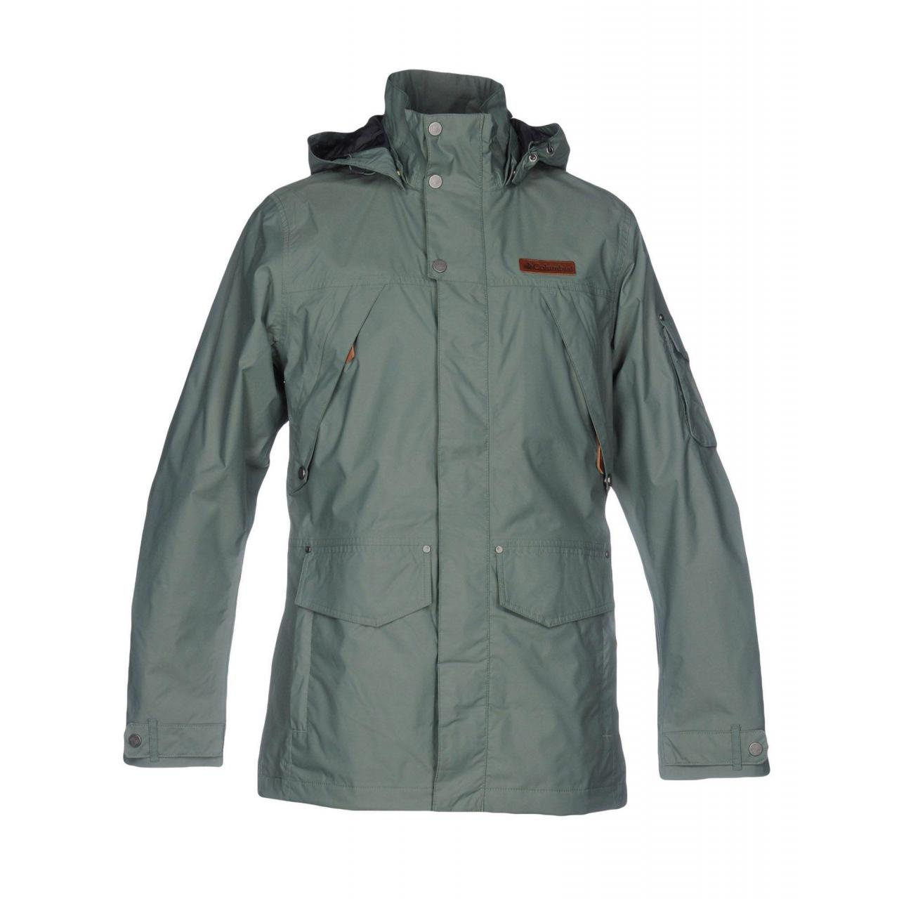 Buy cheap COLUMBIA men Coats and Jackets Military green,columbia jackets,stylish from wholesalers
