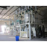 Buy cheap 50 ton per day corn processing equipment from wholesalers