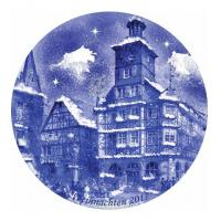 Collector Plates 2017 BERLIN DES CHRISTMAS - GE