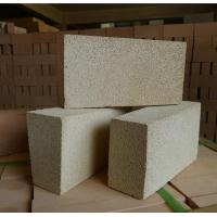 Buy cheap Kiln Light Weight Insulating Refractory Brick from wholesalers