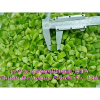 Buy cheap IQF Vegetables IQF Green Peppers Dieces from wholesalers