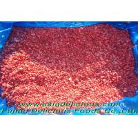 Buy cheap IQF Fruits IQF Raspberry Crumbles from wholesalers