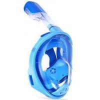 China Multi Size Full Face Scuba Diving Mask , Full Face Swimming Mask Round Surface on sale
