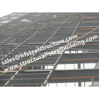Buy cheap Pre Engineered Frame Industrial Steel Buildings 60′ X 90′ High Strength Bolts from wholesalers