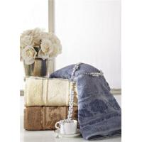 Buy cheap Superior Durability Wholesale 100% Cotton Dyed Jacquard Hand Towel product