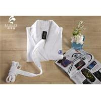 Buy cheap High Quality 100% Cotton Wholesale Hotel Waffle Terry Bathrobe product