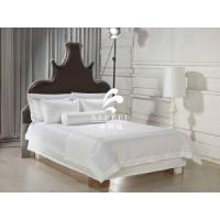 Hotel Bulk Percale Bed Sheet Luxury White Hotel Cheap Sateen Bed Sheets