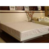 Buy cheap Wholesale Diamond Quilted Fitted Mattress Pad Mattress Protector For Hotel And Hospital from wholesalers