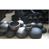 Buy cheap Pipe Cap A234 Grade WPB Carbon Steel Caps product