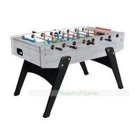 Buy cheap GAME TABLES Garlando G-2000 Football Table - Grey Oak from wholesalers