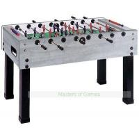 Buy cheap GAME TABLES Garlando G-500 Grey Oak Football Table from wholesalers