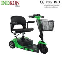 Buy cheap 3 Wheel Motorised Battery Powered Off Road Mobility Battery Operated Scooter IND505 product