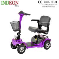 Buy cheap Folding Disability Lightweight Fold Up Mobility Power Scooter IND501 from wholesalers