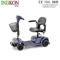 Buy cheap Electric Mobility Portable Three Wheel Electric Handicap Medical Scooters IND503 from wholesalers