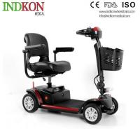 Buy cheap Travel Folding Lightweight Electric Wheelchair Scooter IND513 from wholesalers