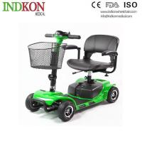 Buy cheap Personal Scooter Disabled Transportable Outdoor Indoor Mobility Scooter IND506 product
