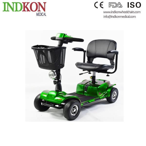 Quality ECV Off Road Disability Elderly Power Mobility Scooter IND508 for sale