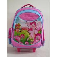 Buy cheap Cheap Clear Backpacks Rolling Backpacks For Girls K15-16 from wholesalers