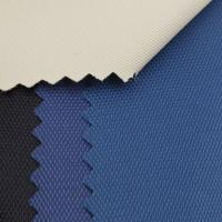 Buy cheap nylon oxford fabric Product name:420d pvc coated nylon fabric from wholesalers