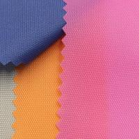 Buy cheap nylon oxford fabric Product name:pu coated 420D nylon fabric from wholesalers