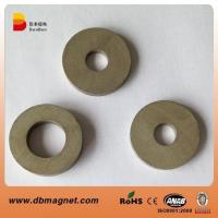 Buy cheap Strong Samarium Cobalt SmCo Magnets with Ring shape from wholesalers