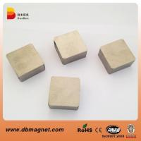 Buy cheap LNG52 Rare earth Block Alnico Magnet for Motor from wholesalers