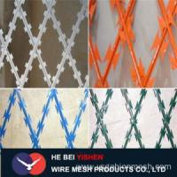 Buy cheap Security fencing razor barbed wire for sale product
