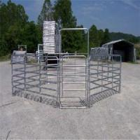 Buy cheap Good Quality Galvanized heavy duty metal horse fence product